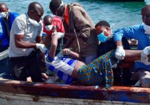 Tanzanya'daki feribot kazasına ölü sayısı 196'ya yükseldi