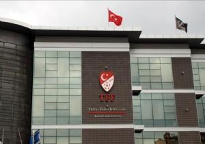 TFF'den Mustafa Cengiz'e tebrik