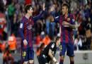 Neymarın Messi paylaşımı kafaları karıştırdı 74