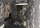 Yapıştırıcı kokladığı iddia edilen asker, oteli yaktı 59
