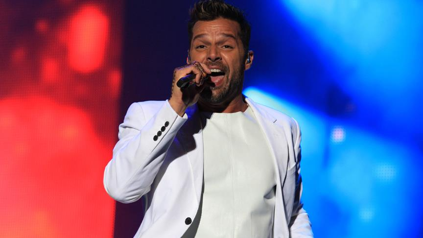 Ricky Martin den yeni single
