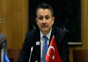 Bakan Pakdemirli: Türkiye'de tarım evrim geçirmektedir