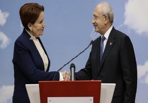CHP-İYİ Parti ittifakında flaş gelişme