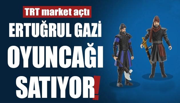 TRT market açtı: Ertuğrul Gazi oyuncağı satıyor!