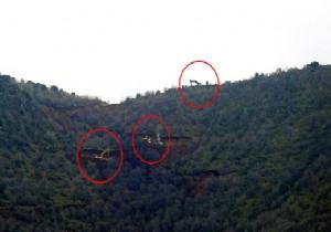 TSK Darmık dağına üs kuruyor