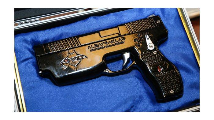 Yerli elektroşok silahı Wattozz için 5 milyon dolarlık anlaşma 94