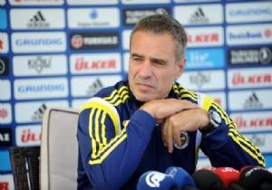 Fenerbahçe'den Yanal'a manidar açıklama