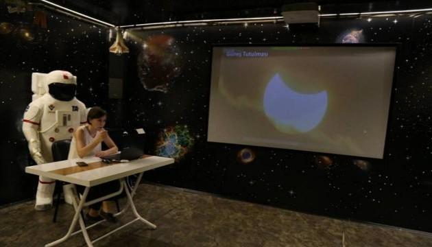 Uzay için online eğitim başladı